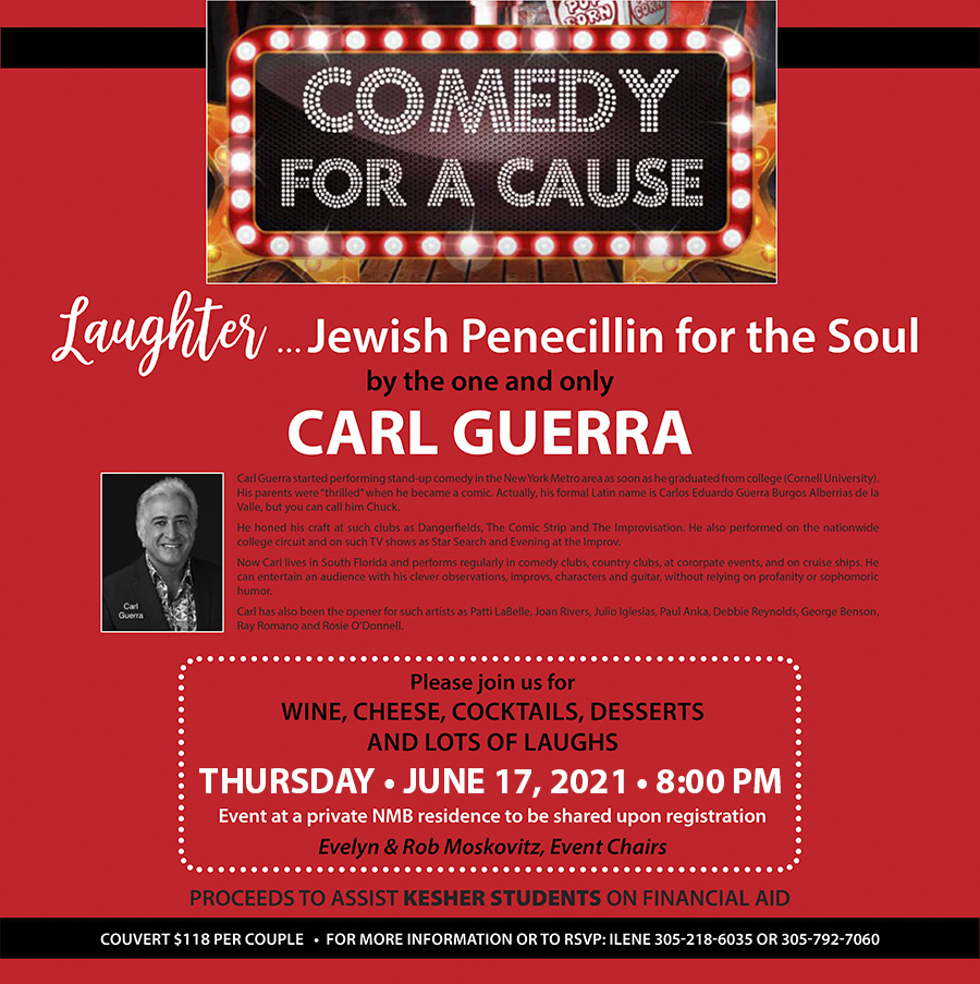 Comedy For a Cause RSVP